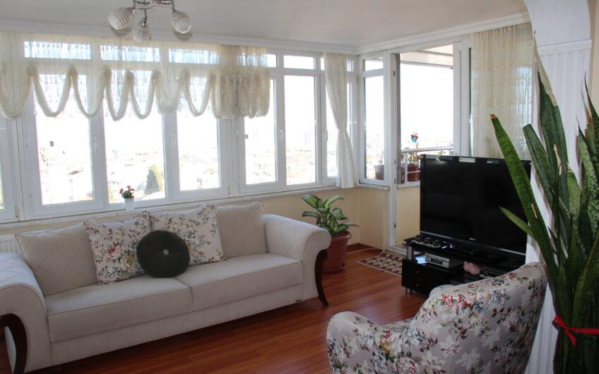 SATILIK 3+1 ÖZELLİKLİ 140 m² MANİSA MANZARALI DAİRE